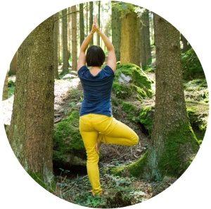 Shinrin Yoku Waldbaden Ausbildung von ShinrinYoga in Österreich